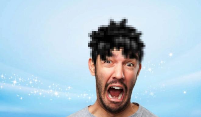 Digital hair gel